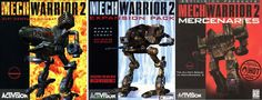Actual Games Mechwarrior II Ghost Bear Expansion Mercenaries 1-Click Install Windows 10, 8, 7, Vista, XP (Activision 1996) MY PROMISE My games are genuine, install in one step, look, sound and play in