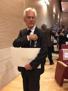 Medaglia d'oro al merito della Sanità pubblica a Gian Luigi Gessa  Sardegna medicina. Medaglia d'oro al merito della Sanità pubblica a Gian Luigi Gessa Sardegna Medicina