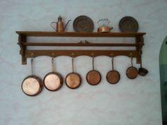 52 fantastiche immagini su rame | Antique copper, Copper kitchen e ...