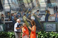 Art that rocked Detroit: 80th anniversary of the DIA's Diego Rivera murals