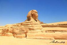 Sphinx   @Giza, Egypt