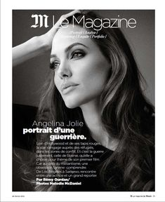 ICONOGRAPHY — Angelina Jolie | Photography by Melodie McDaniel |...