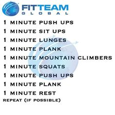 FitTeam workout