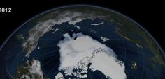 "NASA: ""Over one million square miles of ice has melted since 1970"" 