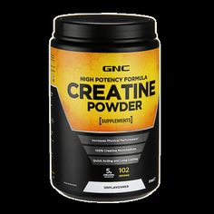 GNC Creatine Powder