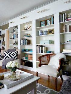 IKEA Hacking : Customisez votre bibliothèque IKEA Billy - Marie Claire Maison