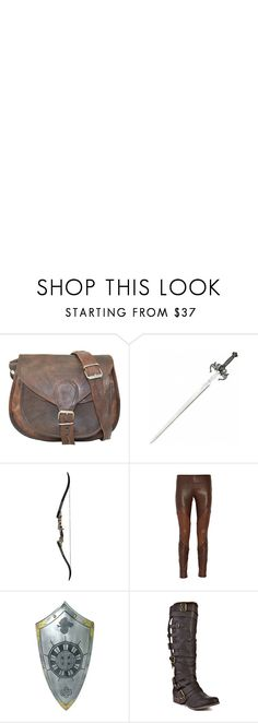 """""""MCD: Miyu's new look 2018"""" by keeleyndcorban on Polyvore featuring S.W.O.R.D., Martin Archery, Ultimate, Haute Hippie, Not Rated and Stephen Webster"""