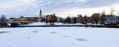 Oulu city center   by arto häkkilä