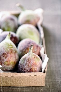 Figs by Ina Peters - Fruit, Fig - Stocksy United Dried Figs, Fresh Figs, Fresh Fruit, Fig Fruit, Figgy Pudding, Fig Tree, Fruits And Vegetables, Belle Photo, Farmers Market