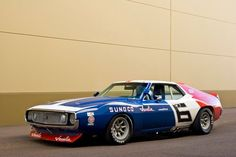 '71 AMC Javelin Trans-am  one of the few decent 70's designs