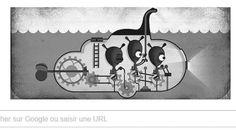 Google fête la première photo du monstre du Loch Ness avec un Doodle et de magnifiques images