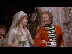 Colonel Brandon and Marianne Dashwood. Love them. Colonel Brandon is my second favorite Austen man :)