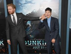 Jack Lowden Photos Photos - Jack Lowden and Barry Keoghan and Mark Rylance attend the Warner Bros. Pictures 'DUNKIRK' US premiere at AMC Loews Lincoln Square on July 18, 2017 in New York City.  / AFP PHOTO / ANGELA WEISS - 'DUNKIRK' New York Premiere