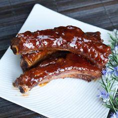 FOODjimoto: Oven Baked Pork Ribs
