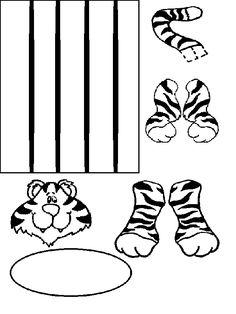 Knutselideeen voor kinderen, rondom het thema dieren. Knutselen met het thema dieren en nog meer thema's vind je op deze site