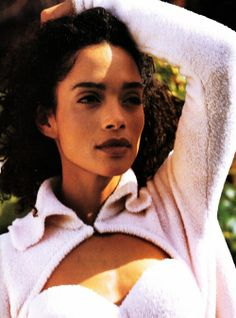 Vogue US Dec 1992 - Lisa Bonet by Bruce Weber  WIFEOMFG