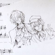Daily dose of ranpoe to cleanse the soul - Edgar Allan Poe and Edogawa Ranpo (Bungou Stray Dogs)