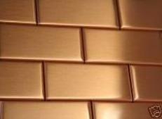 Inc Copper Tile