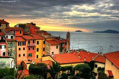 Tellaro, Liguria, Italy by sughesa, via Flickr