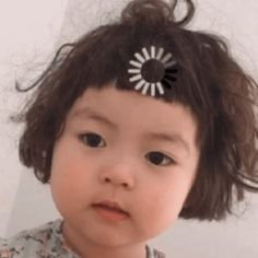 Cute Little Baby Girl, Cute Baby Girl Pictures, Cute Girl Face, Funny Profile Pictures, Funny Reaction Pictures, Meme Pictures, Cute Asian Babies, Korean Babies, Cute Babies