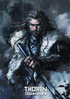 (18) Twitter <- thorin oakenshield #Hobbit