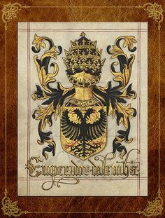 Emperor of Germany Medieval Coat of Arms