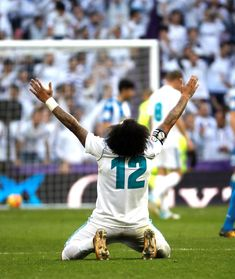 football is my aesthetic: Photo Marcelo Real, Liga Soccer, Real Madrid Wallpapers, Santiago Bernabeu, Real Madrid Players, Messi And Ronaldo, Soccer News, Football Pictures, Facebook Marketing