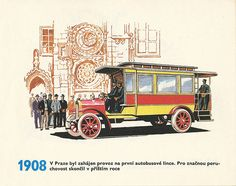 Bus Coach, Tractor, Cars And Motorcycles, Chevy, Paintings, Vehicles, Vintage, Design, Decor