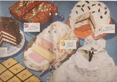 """This is right out of my old and very very dear Betty Crocker cookbook...LOVE the food styling of the 50's & 60""""s!"""