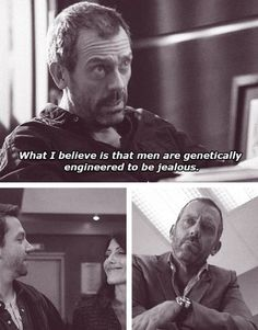 House is not wrong