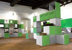 50 Years of Ethnographic Museum of Istria by Igor Manasteriotti, via Behance