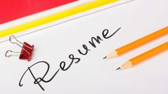 How to Write a Good Resume for College Students. So glad I pinned this one! :)