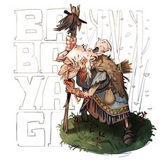 http://www.benfiquet.com/babayaga/ Babayaga Babayaga, the witch...