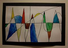 WES Kindergarten Art
