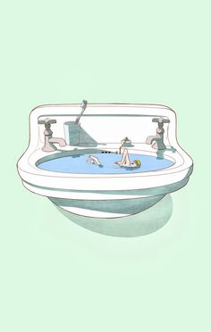 Sink Dipping #trippy