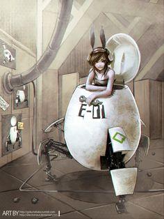 +Easter workshop+ by *goku-no-baka on deviantART