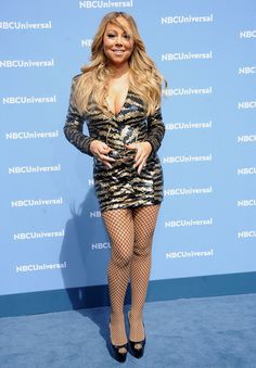 Mariah Carey Photos - Mariah Carey Goes Out and About in NYC - Zimbio