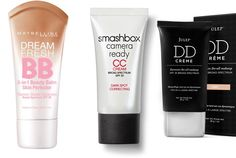 The difference between BB, CC & DD cream (click image)