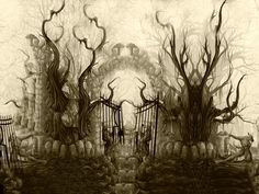 gates of morpheus by sameer.deviantart.com