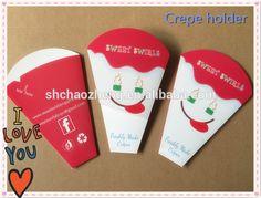 crepes take away packaging - Pesquisa Google