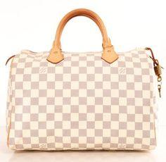 Louis Vuitton 30 Speedy Bag