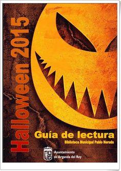 """Guía de lectura """"Halloween 2015"""" (Arganda del Rey, Madrid)"""
