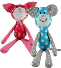 Handmade soft toys for the little ones