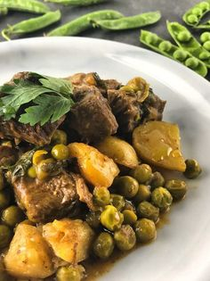 Greek Recipes, Types Of Food, Pot Roast, Food Porn, Keto, Ethnic Recipes, Ideas, Carne Asada, Roast Beef