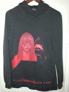 Raf Simons Ss03 Consumed Hoodie Size M $630 - Grailed