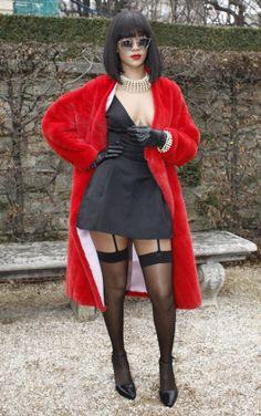 'Moda İkonu' Rihanna