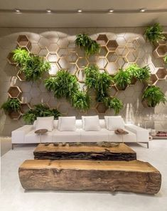 37 Brilliant Indoor Vertical Garden Design Ideas to Brighten the Space . - 37 Brilliant Indoor Vertical Garden Design Ideas to brighten up the space … # - Vertical Garden Design, Vertical Gardens, Plant Wall, Plant Decor, Restaurant Design, Decoration, Home And Garden, Home Decor, Design Ideas