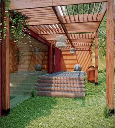 Encuentra las mejores ideas e inspiración para el hogar. MEXICAN PATIO por arQing | homify