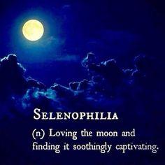 Selenophilia