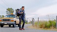 Just watching this man walking down the road gives me so many FEELS.<<< Where's Baby?!